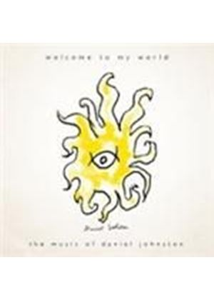 Daniel Johnston - Welcome To My World (Music CD)