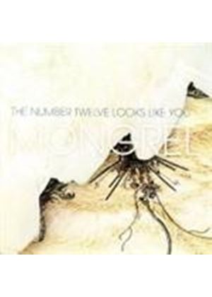 Number Twelve Looks Like You (The) - Mongrel (Music CD)