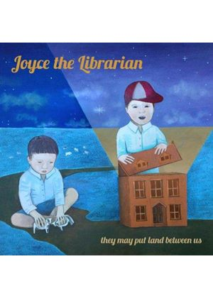 Joyce the Librarian - They May Put Land Between Us (Music CD)
