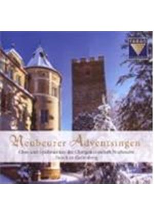 VARIOUS COMPOSERS - Neubeurer Advent Singing (Chorgemeinschaft)