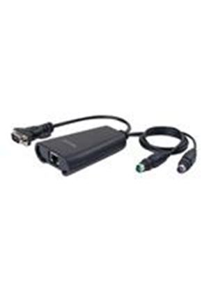 Belkin Server Interface Module PS/2 - KVM extender - external - up to 30.48 m (pack of 8 )