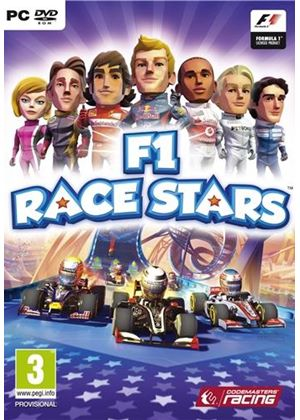 F1 Race Stars (PC DVD)
