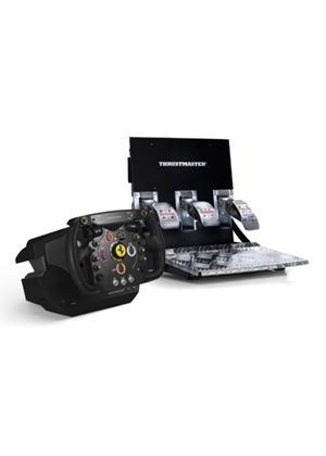 Thrustmaster Ferrari F1 Wheel Integral T500 RS Base and Pedals (PS3