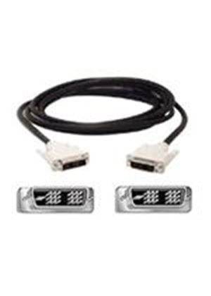 Belkin PRO Series - DVI cable - single link - DVI-D (M) - DVI-D (M) - 3 m