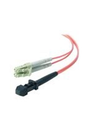 Belkin - Patch cable - LC multi-mode (M) - MT-RJ multi-mode (M) - 1 m - fiber optic - 62.5 / 125 micron