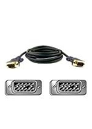 Belkin Gold Series - Display cable - HD-15 (M) - HD-15 (M) - 3 m