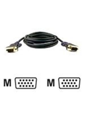 Belkin Gold Series - Display cable - HD-15 (M) - HD-15 (M) - 15 m