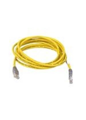 Belkin - Crossover cable - RJ-45 (M) - RJ-45 (M) - 5 m - UTP - ( CAT 5e ) - Grey Cable
