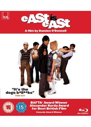 East Is East (Blu-Ray)