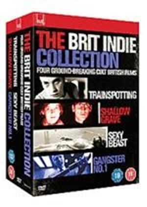 Brit Indie Collection (Trainspotting, Shallow Grave, Sexy Beast and Gangster No 1)