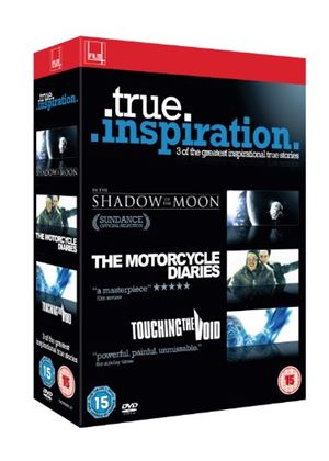 True Inspiration Collection (Shadow of the Moon - The Motorcycle Diaries - Touching the Void)