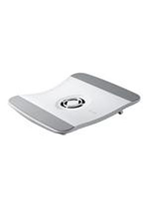 Belkin Laptop Cooling Stand - Notebook cooling pad - white