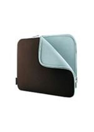 "Belkin 12.1"" Neoprene Sleeve for Netbooks Notebook sleeve chocolate, tourmaline"