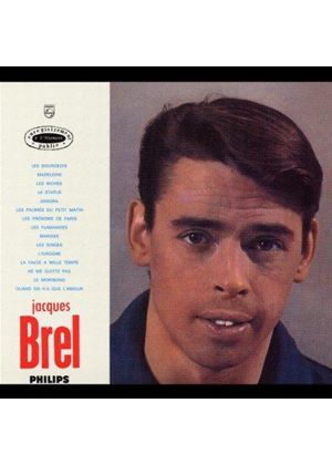 Jacques Brel - 1961 Olympia
