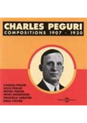 Charles Peguri - Compositions 1907-1930