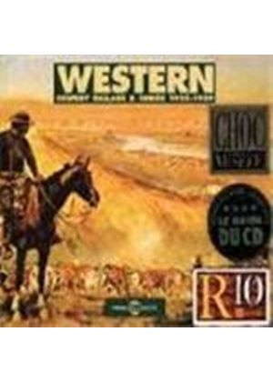 Various Artists - Western Cowboy Ballads And Songs 1925-1939