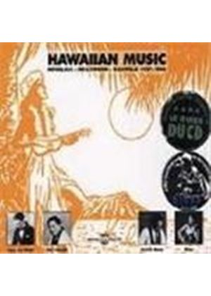 Various Artists - Honolulu-Hollywood-Nashville 1927-1944
