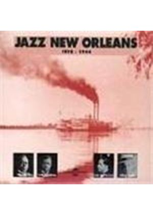Various Artists - Jazz New Orleans 1918-1944