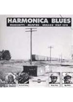 Various Artists - Harmonica Blues 1927-1941 (Mississippi/Memphis/Chicago)