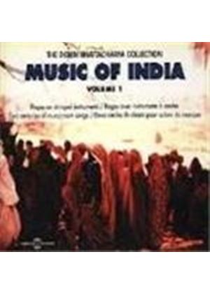 Various Artists - India - The Music Of India Vol.1 (The Deben Bhattacharya Collection)