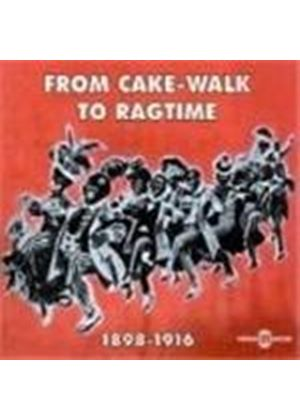 Various Artists - From Cakewalk To Ragtime