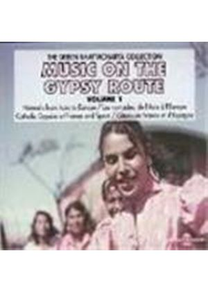 Various Artists - Music On The Gypsy Route Vol.1