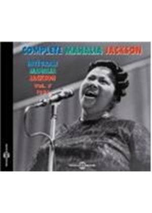 Mahalia Jackson - Complete Mahalia jackson Vol.7 1956, The (Music CD)