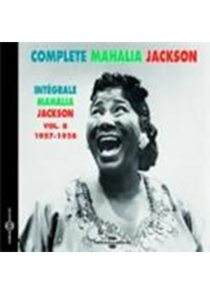 Mahalia Jackson - Intergrale Vol.8 (1957-1958) (Music CD)
