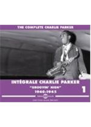 Charlie Parker - Integrale Charlie Parker Vol.1 (1940-1945) (Music CD)