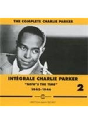Charlie Parker - Integrale Charlie Parker Vol.2 1945-1946 (Music CD)