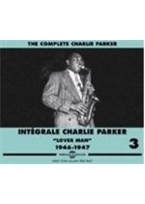 Charlie Parker - Integrale Charlie Parker Vol. 3 1946-1947 (Music CD)