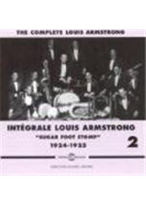 Louis Armstrong - Complete Louis Armstrong Vol.2 1924-1925