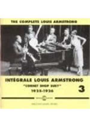 Louis Armstrong - Complete Louis Armstrong Vol.3 1925-1926
