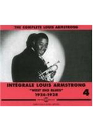 Louis Armstrong - Complete Louis Armstrong Vol. 4 1926 - 1928 [French Import]