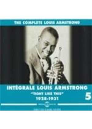Louis Armstrong - The Complete Louis Armstrong - Vol. 5 1928 - 1931