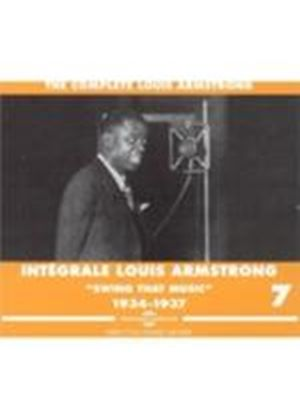 Louis Armstrong - Complete Louis Armstrong Vol.7 1934-1937 (Music CD)