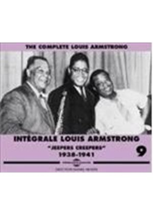 Louis Armstrong - Complete Louis Armstrong Vol.9 1938-1941 (Music CD)