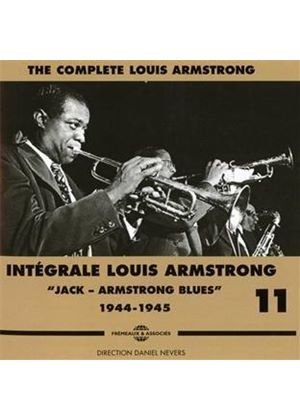 Louis Armstrong - Complete Louis Armstrong, Vol. 11 1944-1945 (Music CD)