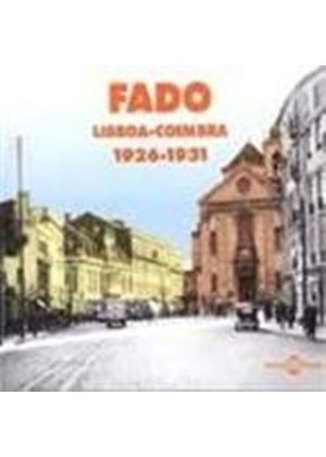 Various Artists - Portugal - Fado 1926-1931