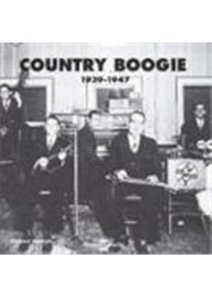 Various Artists - Country Boogie 1939-1947