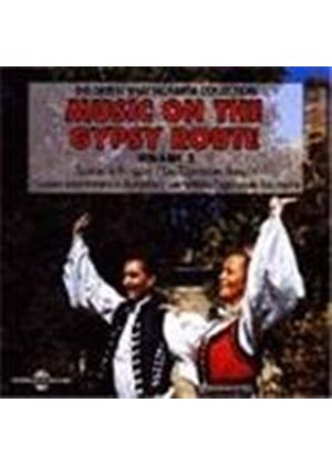 Various Artists - Music On The Gypsy Route Vol.2