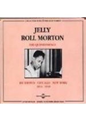 Jelly Roll Morton - Quintessence, The (1923-1940)