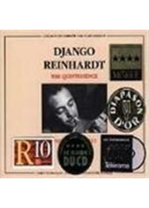 Django Reinhardt - Quintessence Vol.1, The (1934-1943)