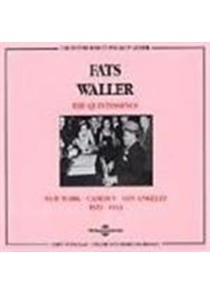 Fats Waller - Quintessence, The (1929-1943)