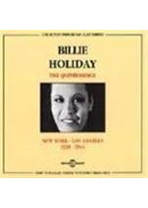 Billie Holiday - Quintessence, The (New York - Los Angeles 1935 -1944)