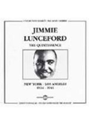 Jimmie Lunceford - Quintessence, The (1934-1941)