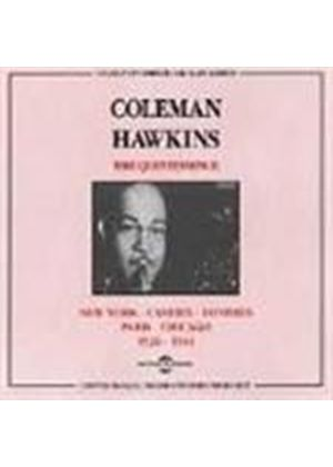 Coleman Hawkins - Quintessence, The (1926-1944)