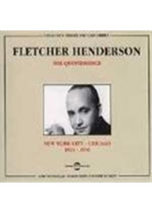 Fletcher Henderson - Quintessence, The (1924-1936)