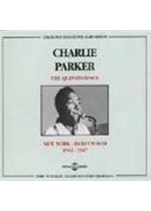 Charlie Parker - Quintessence, The (New York 1942 - 1947)