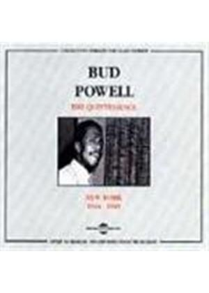 Bud Powell - Quintessence, The (New York 1944-1949)